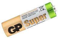 Батарейка GP Super AA (LR06) 15A алкалиновая, BC4