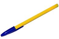 "Ручка шариковая OfficeSpace ""LC-Orange"" синяя, 0, 7мм"