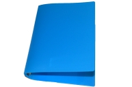 Папка А5 на 4 кольцах, 25 мм, голубая Proff. Standard