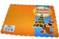 Мини-открытки Живи вкусно Арт - 353