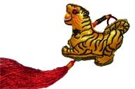 """Сувенир Фэн-шуй 1648 """"Тигр"""" /10 /0 /1000"""