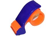 Диспенсер-улитка для клейкой упаковочной ленты шириной до 50мм, STAFF, 440123