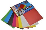 Картон цветной немелованный А5, 8 л., 8 цв., PAW PATROL  4437469