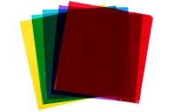 Обложка 233 х 455, для учебников 110 мкм, ПВХ, универсальная цветная, МИКС