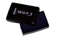 Сменная штемпельная подушка для TRODAT 4910, 4810, 4810bank, синие, европодвес, 4910-РЗ