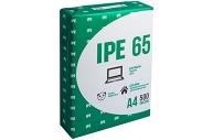 Бумага писчая IPE 65, А4, 500л., 55-65г/м2, 75%
