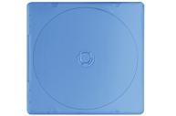 Коробка для 1 CD BRAUBERG, ударопрочная, ассорти, 510203