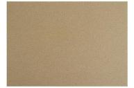 Картон переплетный 1. 5 мм, 21*30 см, 30 листов, 950 г/м?, серый
