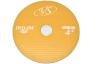 Диски DVD-RW VS 4, 7Gb 4х 50шт Bulk