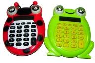"""Калькулятор 14759 детский """"Животные"""", 6 асс, 8-разр. J. Otten /1 /0 /384~~"""