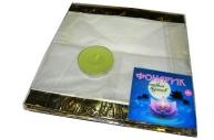 Китайский фонарик на воду 9896, 14х14см, свеча, бумага /1 /0 /500