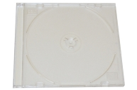 Бокс для 1 CD/DVD/BD Slim Case прозрачный