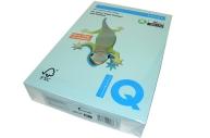Бумага цветная IQ COLOR (А4, 80г, MB30-голубой, Австрия). ~~