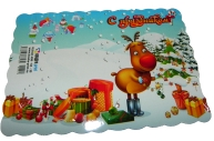 Мини-открытки С НОВЫМ ГОДОМ !!! Арт - 723