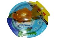 """Точилка 043 """"Рыбка"""", пластик, цв. асс J. Otten /24 /0 /576"""