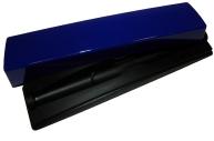 """Футляр """"Ямайка"""", д/подар. ручки SBOX105-4, пластик, синий /1 /50 /100 /0"""