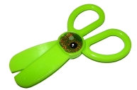 Ножницы детские 2958 пластиковые, 9 см, цв. асс J. Otten/72 /0 /2304