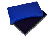 """Штемпельная подушка сменная """"Proff"""" для модели 8052 синяя"""