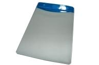 Бейдж Т-091 вертикальный пластик, 74*104см, синяя вставка J. Otten /10 /100 /2000 /