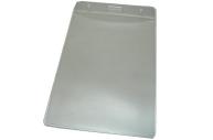 Бейдж Т-091 вертикальный пластик (без шнура), 74*104см, прозрачная вставка J. Otten /10 /100 /2000 /0