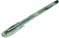 Ручка гел металл серебро EASY 888J