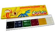 Акварель Каляка-Маляка 6 цв. к/у