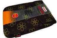 """Сумка-чехол BURO для ноутбука 10. 2"""", коричневый, неопрен, внутр разм 260 х 185 х 20 мм"""