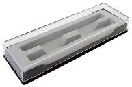 Футляр для ручек 171*55*24мм пластиковый прямоугольный