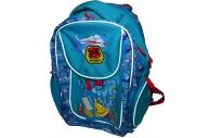 рюкзак школьный Happy Car разноцветный