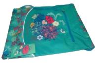 сумка для смен/об Flower Fantasy зеленый