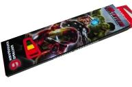 карандаши 6цв Мстители-2 разноцветный