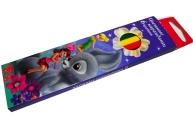 карандаши 6цв Феи и невиданный зверь разноцветный