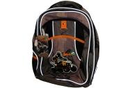 рюкзак школьный Quadro-Extreme светло-коричневый