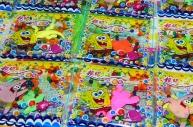 Гидрогель цветной шарики с животными, ассорти