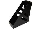 Вертикальный накопитель СТАММ 100мм черный цена за 1 шт,  ЛТ- 104