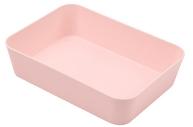 """Лоток для канцелярских принадлежностей Стамм """"Voyage. Paris"""", 13*17. 8*4, 4см, розовый"""