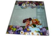 """Набор обложек для тетрадей и дневников """"Proff. Naughty Flowers"""", 355*213 мм (130 мкм), выборочная печать, 03 шт. /в упаковке"""