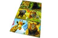 Наклейки Африканские Животные