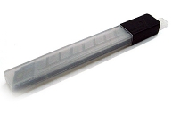 Лезвие сменное 9 мм, 10 шт.,  (SPONSOR)