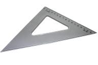 Треугольник 16/45 тонированный серый, Россия