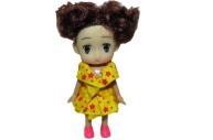 """Игрушка """"Кукла"""" 10413, 13см, ассорти /12 /0 /600"""