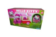 1toy Hello Kitty, Игр. наб. : тележка, 1 фигурка, 22, 86*8, 89*12, 7 см, кор.