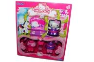 "1toy Hello Kitty, Игр. наб. : ""Спящая красавица"", 1 фигурка, аксесс., 20, 32*6, 35*22, 86 см, кор"